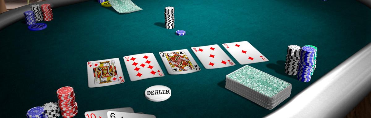 Online poker for real money